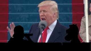 Trump's Full Inaugural Speech (With Commentary by a Zebra)