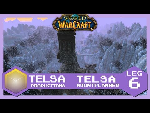 Telsa Mount Planner - Leg 6 Eastern Kingdoms