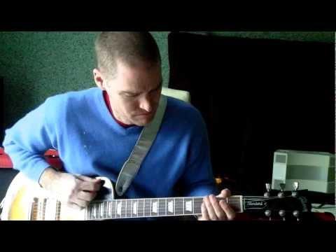 50 Great Led Zeppelin Guitar Riffs in One Take!