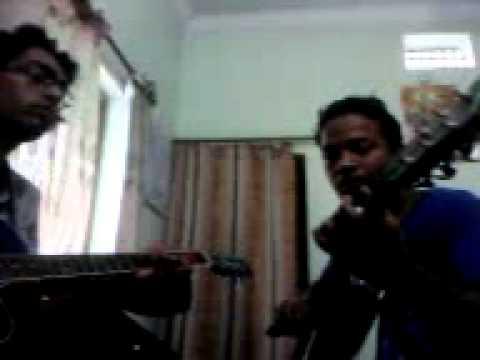 ye mera dil guitar video by sagar and saurbh.3gp