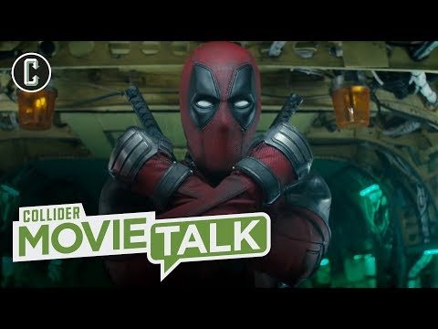Deadpool 2 Trailer Teases X-Force - Movie Talk