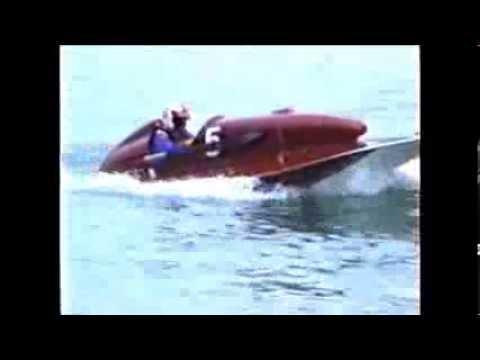 Racing Boat Retrò 2001