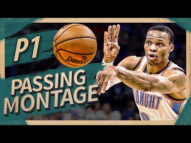 Russell Westbrook UNREAL Offense Passing Highlights 2016/2017 (Part 1) - CRAZY Vision!