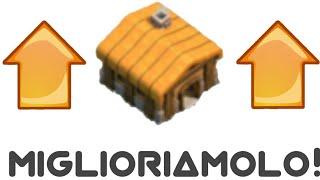CLASH OF CLANS DALL' INIZIO#2 FINALMENTE IL MUNICIPIO LIVELLO 3