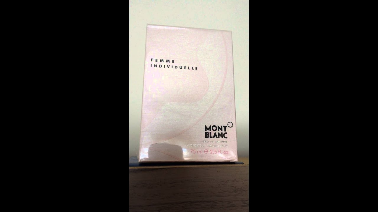 Introduced by montblanc in the year 2004, mont blanc femme individuelle has a blend of pink bay, red currant, lotus, rose, vanilla, musk and amber. It is recommended for evening wear. Scent: fresh; package quantity: 1; product warning: no warning applicable; tcin: 14607028; upc: 3386460028424; store item number.