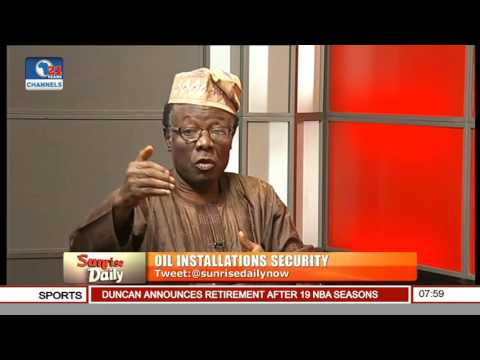 Sunrise Daily: Olusegun Ajano Dissects Issues Igniting Niger Delta Crisis Pt.2