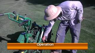 How to Use a Sod Cutter