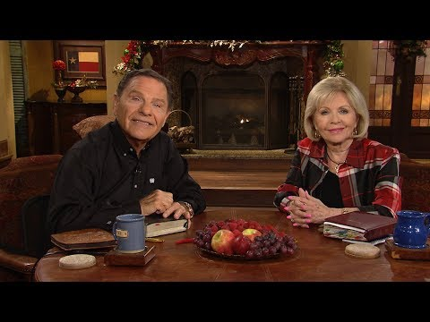 Kenneth and Gloria Copeland Christmas Blessing 2017