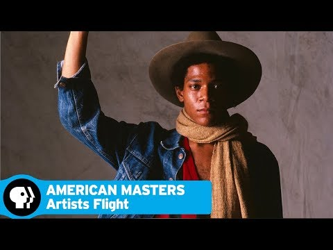 AMERICAN MASTERS | Artists Flight: Jean-Michel Basquiat | Trailer | PBS