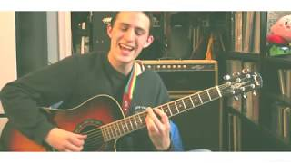 VAMPIRE WEEKEND - UNBEARABLY WHITE (COVER)