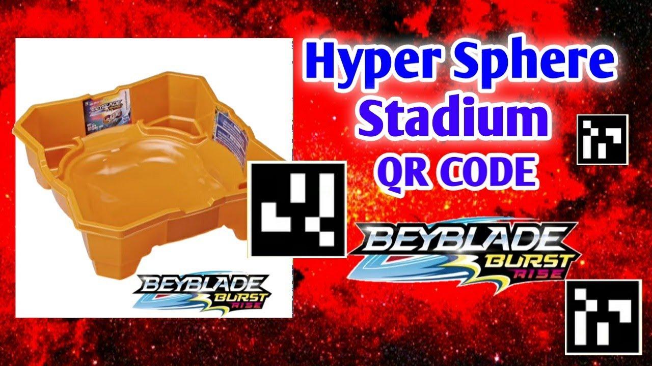 Beyblade Burst Quick Launcher QR Codes Read Desc For Dual