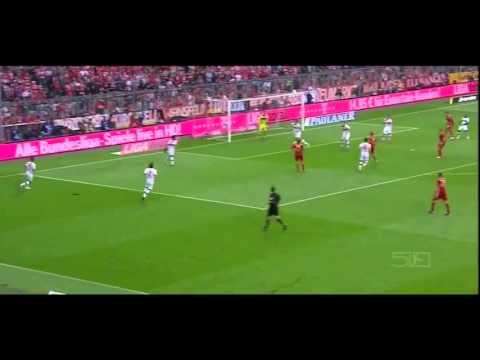 Bastian Schweinsteiger vs VfB Stuttgart 6 1 Home   1213 HD 720p