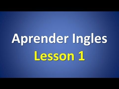 Curso de Ingles Nivel Inicial para principiantes.