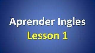 Curso de Ingles Nivel Inicial para principiantes. thumbnail