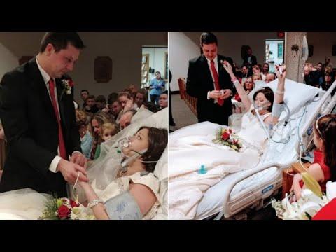 Ha sposato l'amore della sua vita ed è morta 18 ore dopo: Heather ha coronato il suo sogno