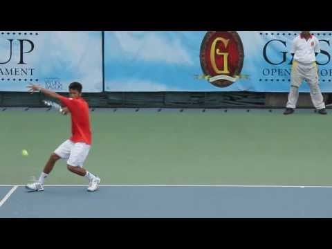 Prayoga Achmadi, National Junior Tennis Athlete from Indonesia (R.I.P)