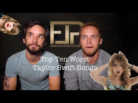 Top 10 Worst Taylor Swift Songs