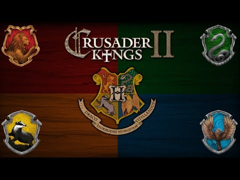 Crusader Kings II Wizarding World Episode 2: Severus Gamez!