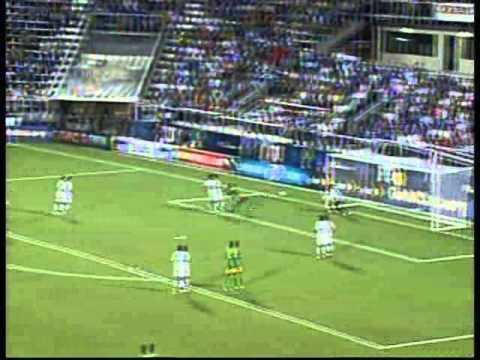 Grupo A El Salvador v Jamaica Gol del Partido
