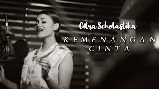 citra scholastika kemenangan cinta official music video clip