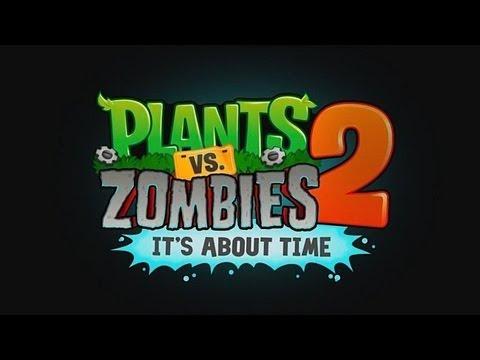 Plants vs Zombies 2 finally arrives to Google Play