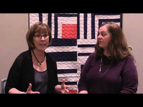 The Quilt Show: Alex Anderson Talks to Heather Jones