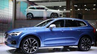 Новый Volvo Xc60: Репортаж С Премьеры На Женевском Автосалоне. Первый Обзор