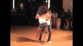 Красивый танец Бачата
