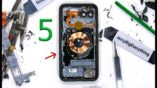 Pixel 5 Teardown - ITS ALIVE! (kinda...)