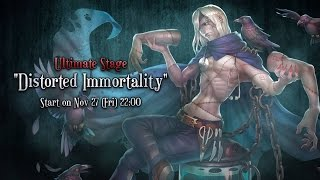 "《Tower of Saviors》 - Ultimate Stage ""Distorted Immortality"" (Water Greek)"