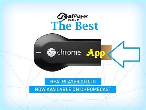 Chromecast -What's The Best App For It?