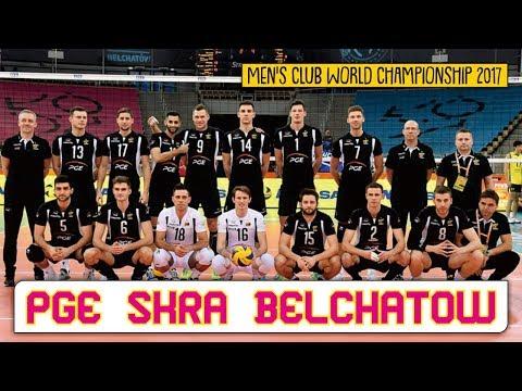 [Points] PGE SKRA BELCHATOW vs. Shanghai Golden Age | Men's CWC 2017