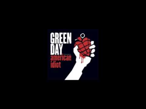 Green Day - American Idiot (FULL ALBUM) (Descarga)