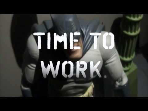 Batman Poem - Patrick White