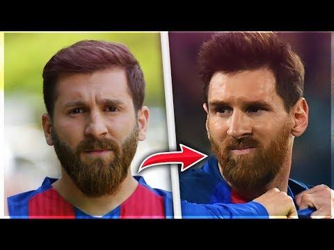 אנשים שדומים מאוד לשחקני כדורגל מפורסמים