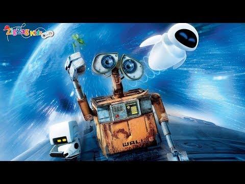WALL-E   Full Movie Game   ZigZag Kids HD