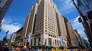 Wyndham New Yorker Hotel, NY, september 2013