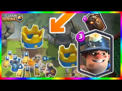 Clash royale meilleur deck molosse de lave feat for Clash royale deck molosse