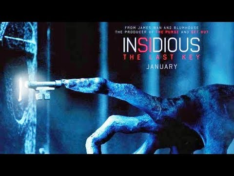 Insidious 4 The Last Key James Wan Horrorify Ghost Offcial 4k Trailer By Mr Beardstudiosofficial Youtube