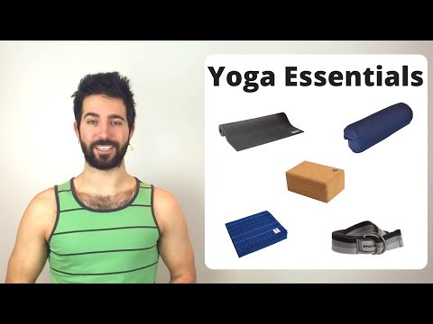 What Yoga Equipment Do You Need? (Men's Edition)