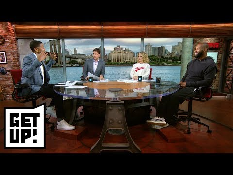 Hot Take Factory: Rockets are about to get swept by Warriors | Get Up! | ESPN
