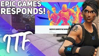 Fortnite Responds to Stretched, FOV Slider, Siphon (Fortnite Battle Royale)