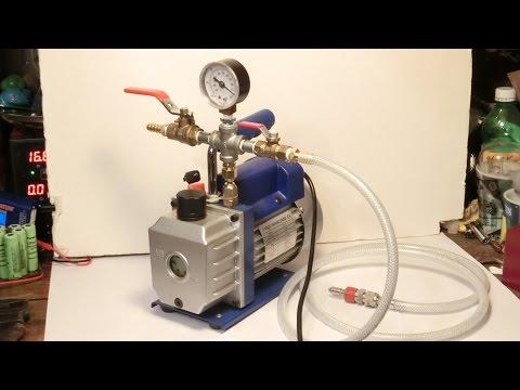 Vacuum Pump Mod