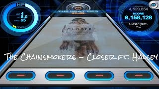 The Chainsmokers - Closer ft. Halsey (Beat MP3 2.0 Gameplay)