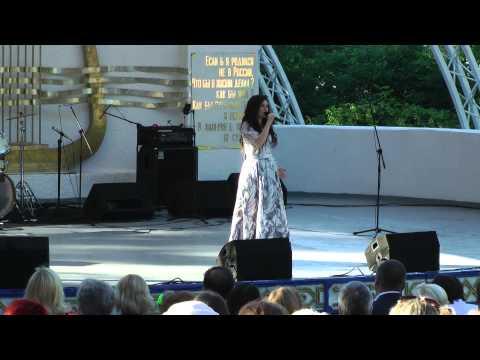 42-й Всероссийский Фатьяновский праздник поэзии и песни. Дина Гарипова (Dina Garipova) - Колыбельная