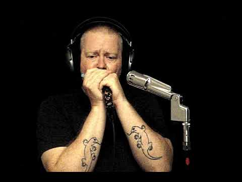 My Road Lies In Darkness - Charlie Musselwhite cover - blues harmonica mp3