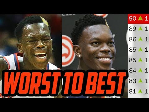 WORST TO FIRST! Atlanta Hawks! NBA 2K18