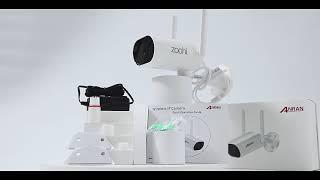 500만화소 좌우회전 스마트폰 무선 IP 카메라 CCT…