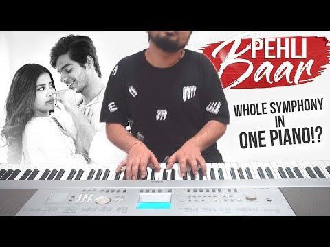 Pehli Baar - Yad Lagla (Ajay Atul) - EPIC PIANO COVER