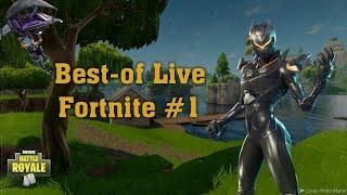 Best-of Live #1 | Fortnite Battle Royale | Tic & Tac